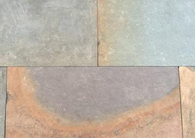 ENCHAPE SLATES GREEN-RUSTIC